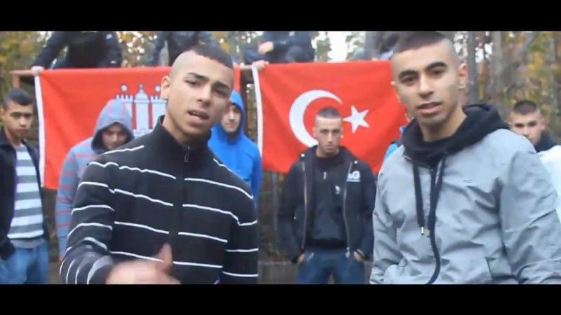 Eneshh feat M.C.Aydin - Hamburger Stadtrand