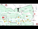 Карта ВДНХ на время ремонта