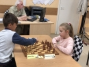 Играют 1-й и 2-й призёры. Иван Ефремов против Евгении Сатановской.