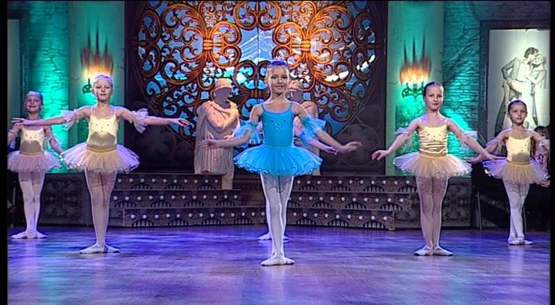 Nerijaus Juškos baleto mokykla @Kviečiu šokti