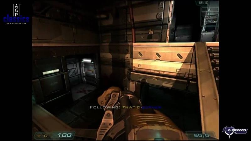 Doom 3 Gopher vs Rocketboy HD a