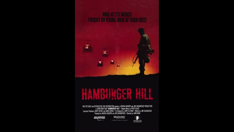 Фильм про Вьетнам Проклятая Высота 937 Гамбургер МЯСОРУБКА