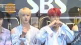 Full 180707 BTS Red Carpet SBS Super Concert in Taipei 2018 (