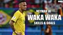 Neymar Jr ► Shakira - Waka Waka - Brazil Mix Skills Goals (HD)