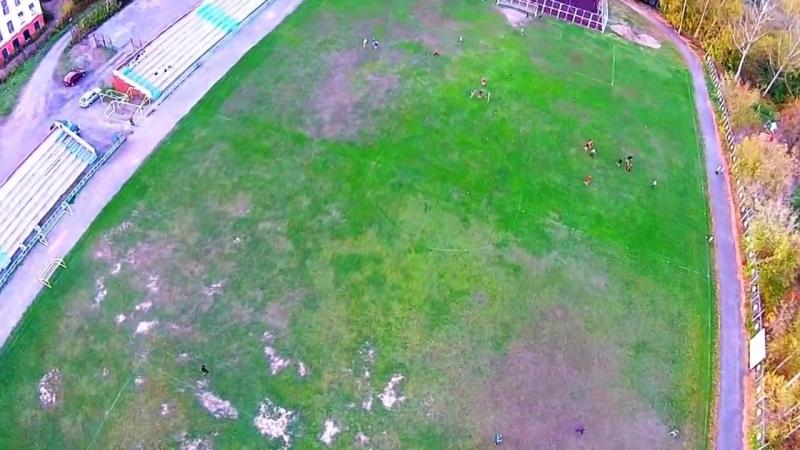Кинешма видео с Квадрокоптера-(24.07.2017 г)
