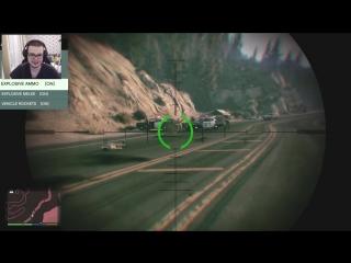 [Bulkin] ВЗРЫВООПАСНЫЙ БУЛКИН! (GTA 5 С МОДАМИ!)