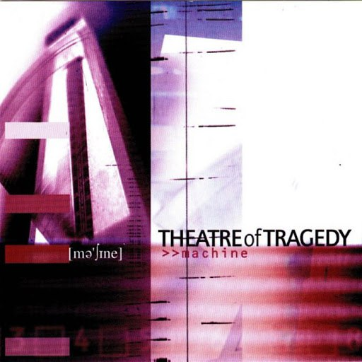 Theatre Of Tragedy альбом Machine