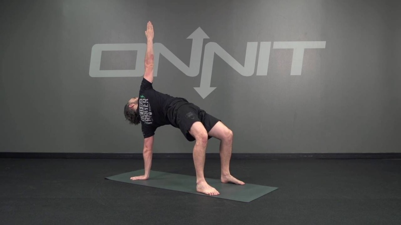 Tripod Extension Bodyweight Exercise