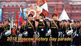 Russian Hell March 2018 Victory Day Parade in Moscow Full HD Русский Адский Марш 2018