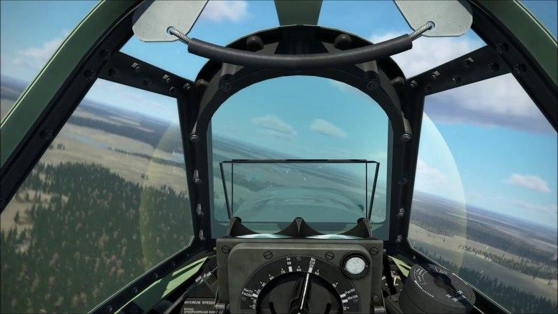 IL-2 STURMOVIK: Battle of Bodenplatte. Version 3003 - Gyro Gunsight.