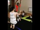 Акробатика в детском клубе арт-студии БРОДВЕЙ