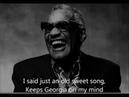 Georgia on my mind Karaoke