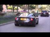 Kahn Design Aston Martin Vengeance Driving in Monaco