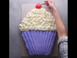 ☕️?Cupcake cakes cake cake!!! Just as fun to make as they are to eat & pull apart! ☕️?