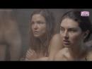 Александра Тюфтей и голые неизвестные в сериале Ангелы войны 2012 Татьяна Ходаковская Серия 3 1080i