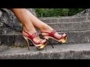 Alexandra Bruseva feet