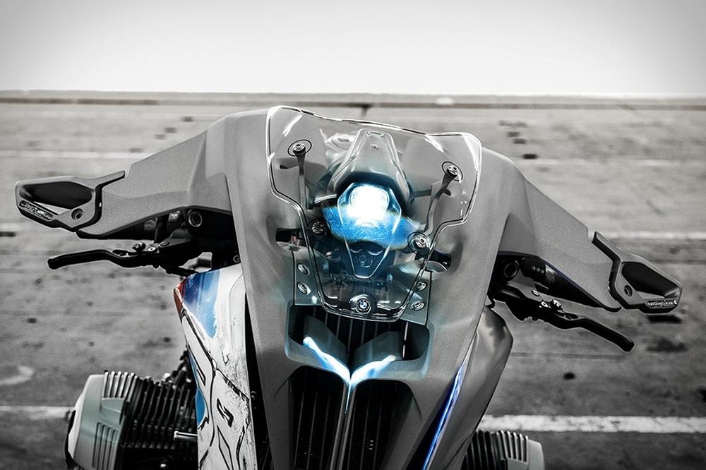 BMW Motorrad и Blechmann: Концепт BMW R nineT Giggerl