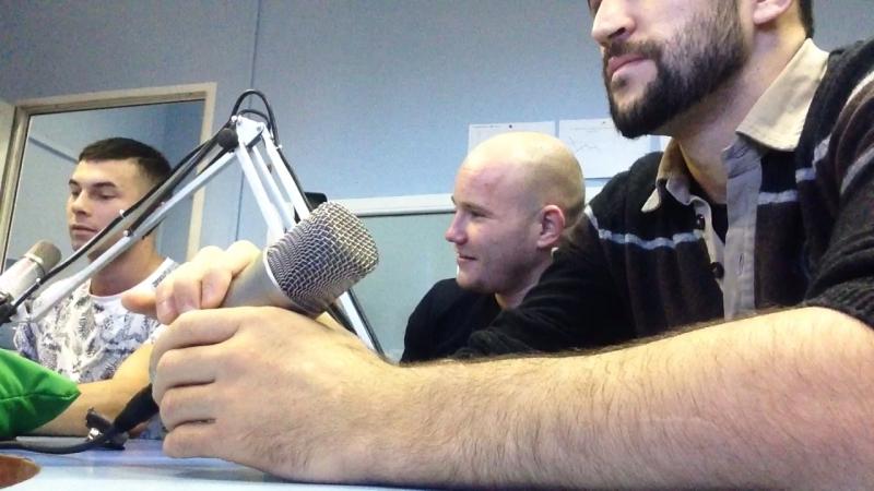 Радио Мария FM. В эфире Тимур Гулямов Роберт Гасымов и Братухин Егор