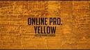 Online Pro. - Yellow Kostya Rhino choreo