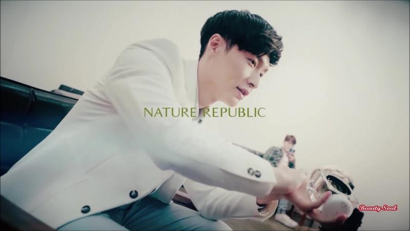 NATURE REPUBLIC EXO GINSENG ROYAL SILK WATERY CREAM