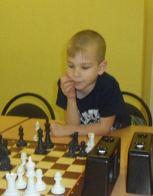 Шахматы Княгинино ДЮСШ