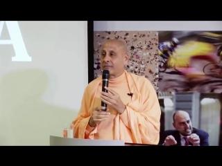Две удивительные истории. Радханатх Свами
