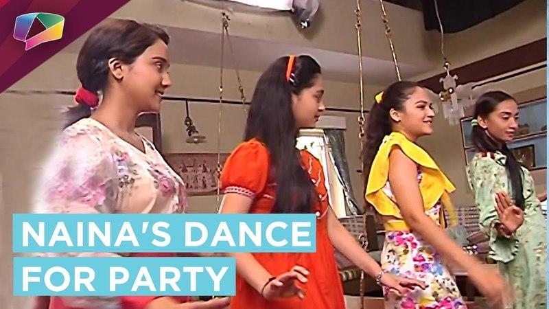  Yeh Unn Dino Ki Baat Hai.- нейна готовится с друзьями к вечеринке