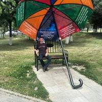 Анкета Алексей Тихонов