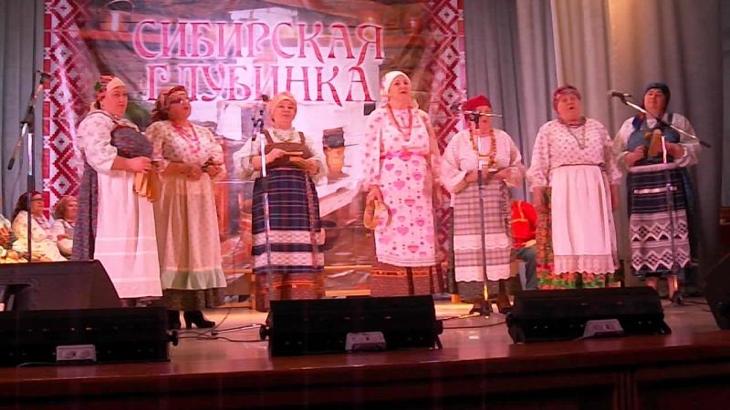 СКРИПНУЛИ ВОРОТА.., свадебная песня