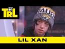 Lil Xan Intreview TRL