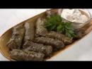 Армянская толма с бараниной