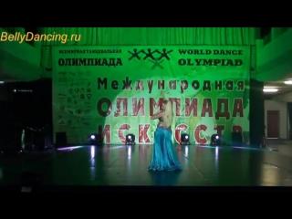 Шаграа. X World dance Olympiad 19805
