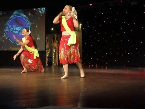 Школа индийского танца Амрапали. Танец Fevicol se. Рук. Лонская Дарья