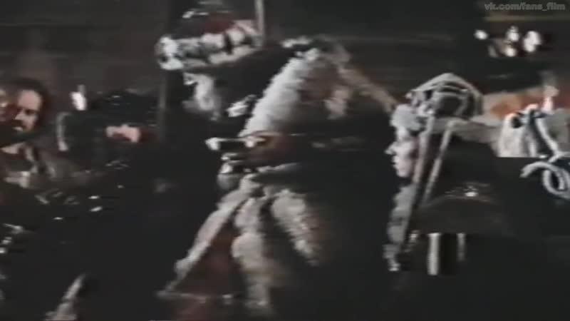 Конан варвар Conan the Barbarian 1982 VHS изображение растянуто