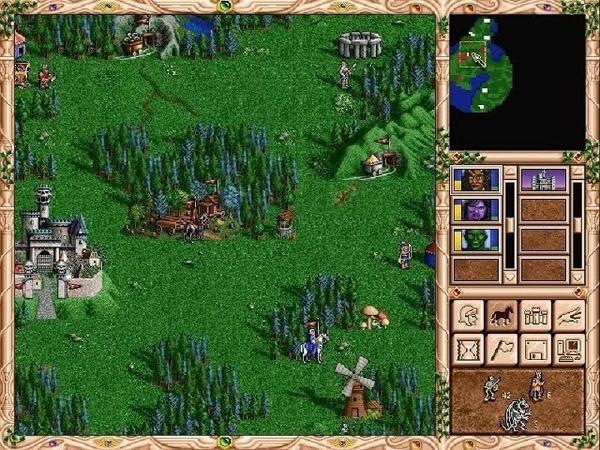 Взгляд в прошлое Выпуск 29 Heroes of Might and Magic II Первая кровь 1