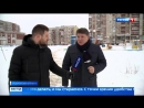 В ЗАТО Александровск продолжается реализация проекта «Формирование комфортной городской среды»