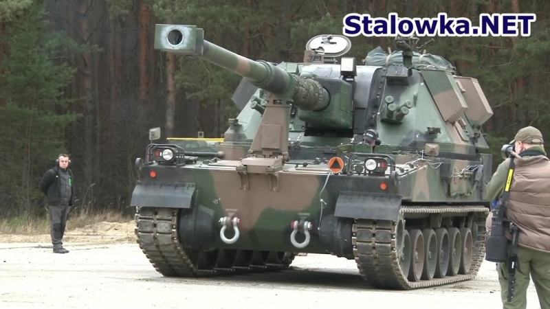 AHS Krab Huty Stalowa Wola S.A. (2016)