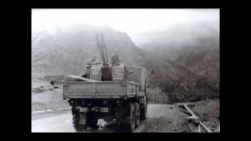 Появящается военным водителям КАМАЗов