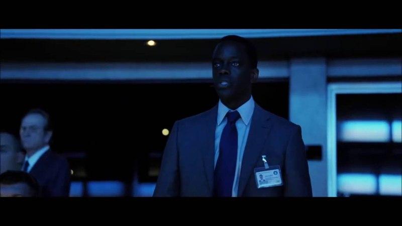 Jesus Christ it's Jason Bourne