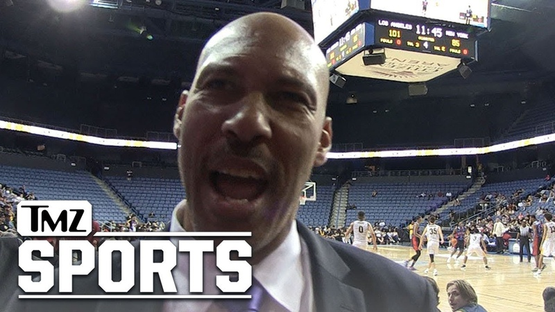 LaVar Ball Says Lakers Trading Lonzo Would Be Worst Move They Ever Made | TMZ Sports