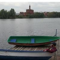 Анкета Артем Лунин