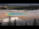Йеллоустонский национальный парк США видео экскурсия в HD c дрона квадрокоптера