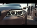 BMW 5 - Gunsmoke grey