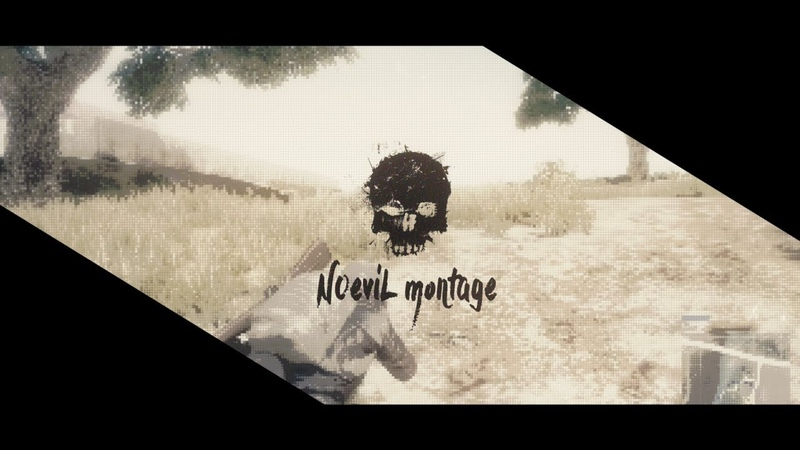 NOEVIL PUBG JAPAN | Montage 1