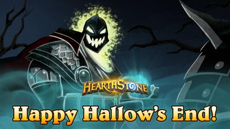 Hallow's End Returns! | Hearthstone