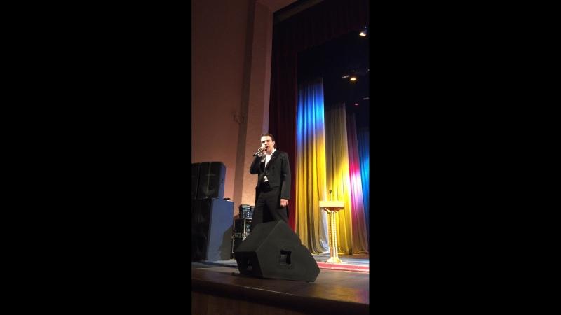 Концерт Алексея Таланова