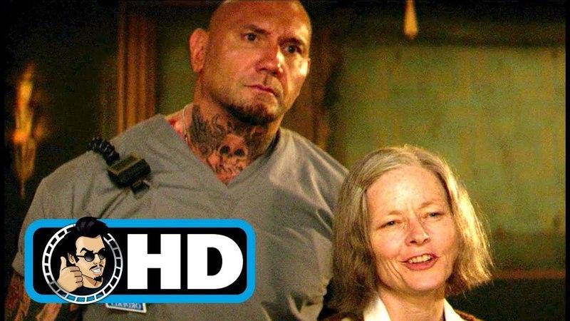 HOTEL ARTEMIS Movie Clip - Calling Hotel Security (2018) Dave Bautista, Jodie Foster Action Movie HD
