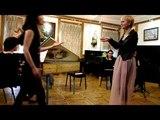 Il tempo di Francesca - Pur ti miro (Клаудио Монтеверди)