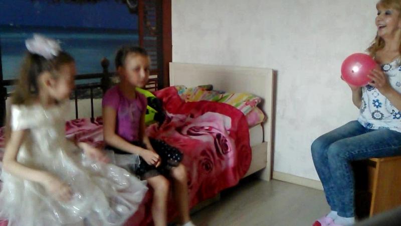 день рождения Даши Р. - 7 лет