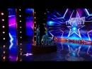 Бурятки на шоу талантов в Великобритании группа Изгиб Ангары
